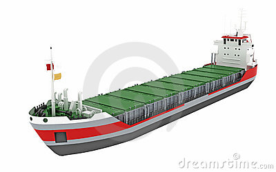 Freighter clipart.