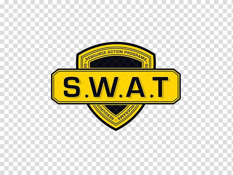 SWAT Logo Police Freightliner Cascadia, swat transparent.