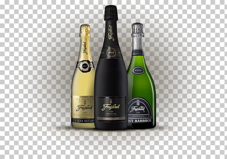 Sparkling wine Champagne Freixenet Cava DO, huji PNG clipart.