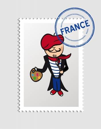 974 French Artist Stock Illustrations, Cliparts And Royalty Free.