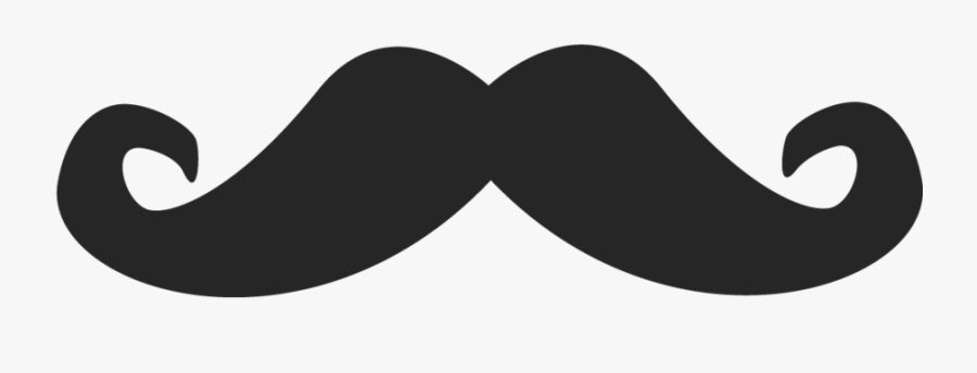 French Mustache Clipart.