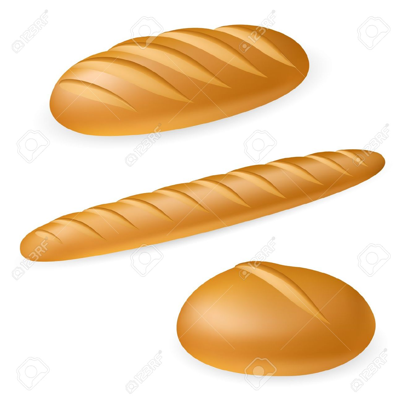 7,715 French Bread Stock Illustrations, Cliparts And Royalty Free.