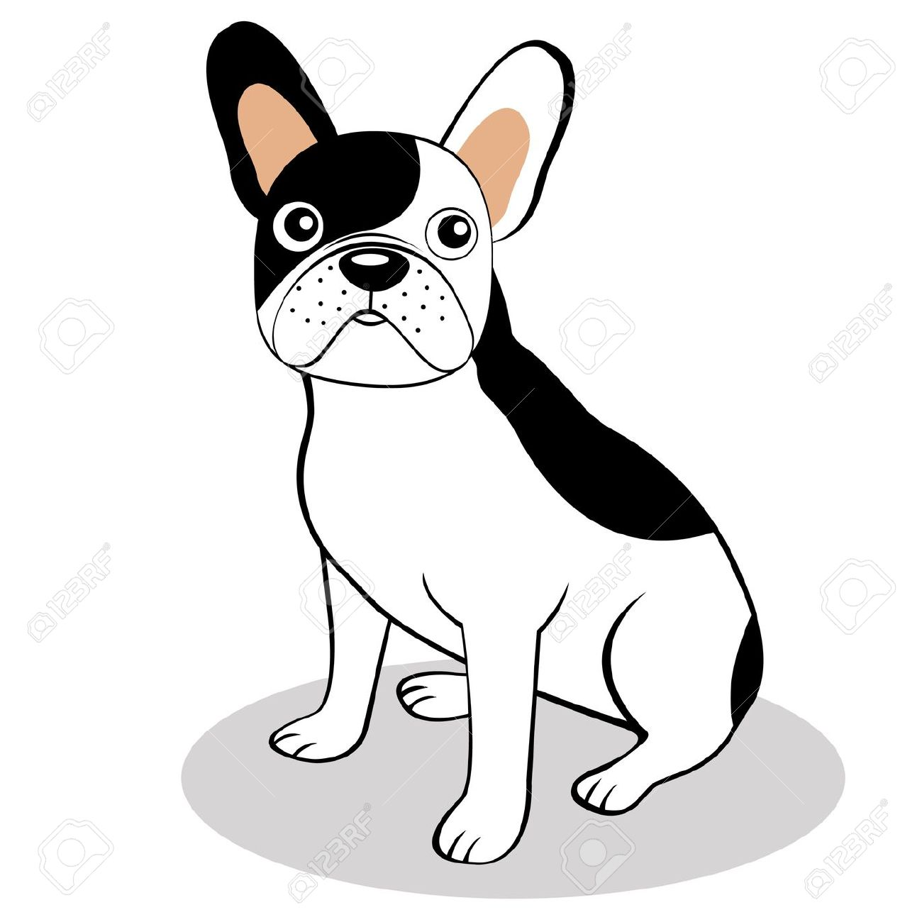 French Bulldog Clipart Clipground