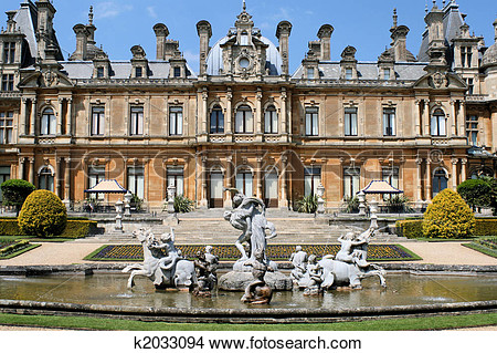 French chateau clipart.