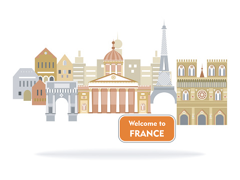 French Chateau Clip Art, Vector Images & Illustrations.