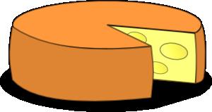 Cheese Clip Art at Clker.com.