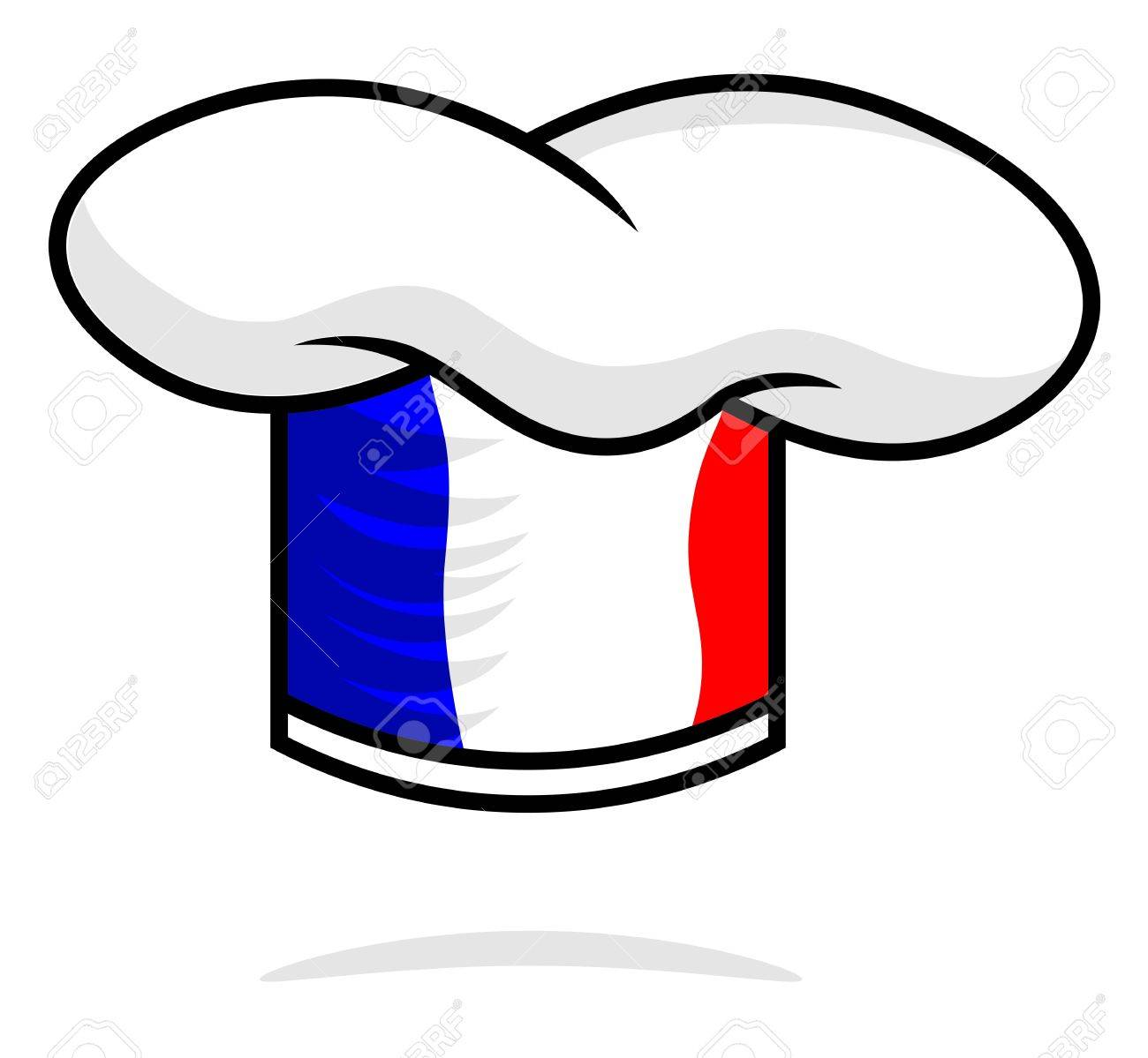 France chef hat.