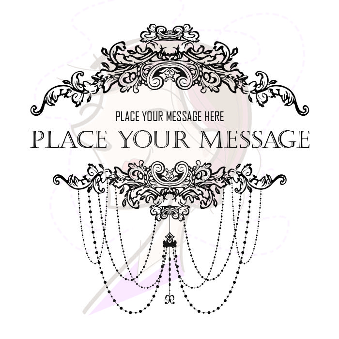 French Country Design, Clipart include Vintage Frames.