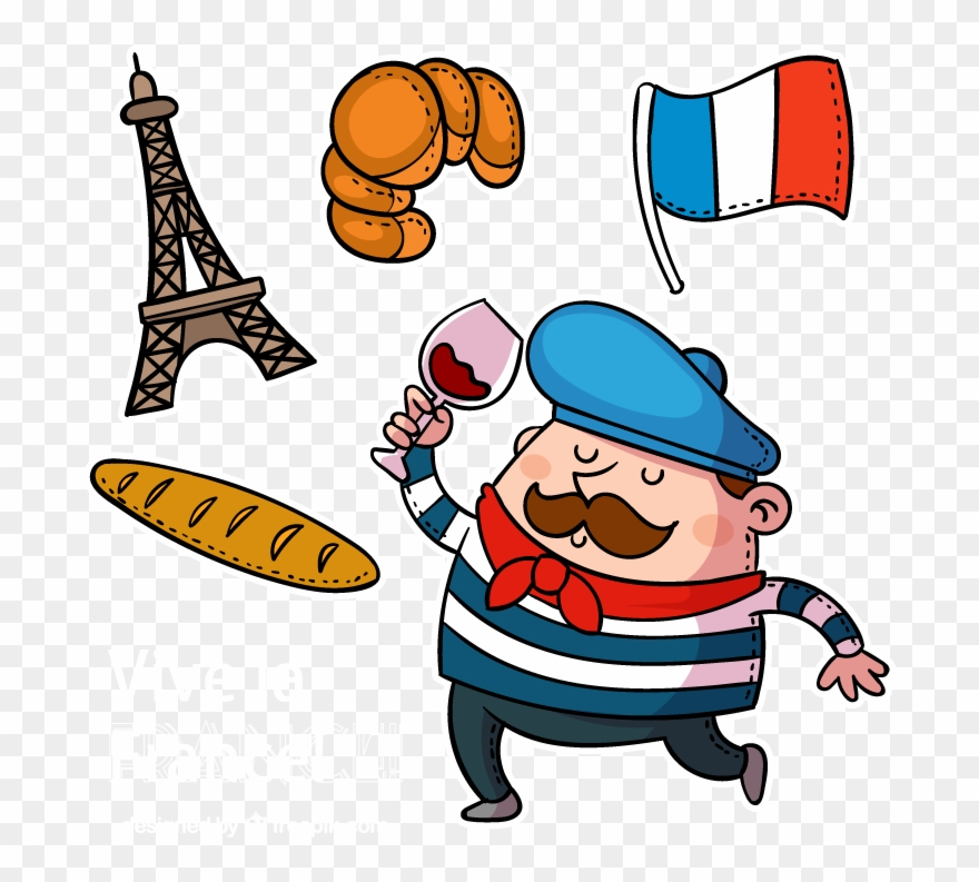 France Clipart Cheese French.