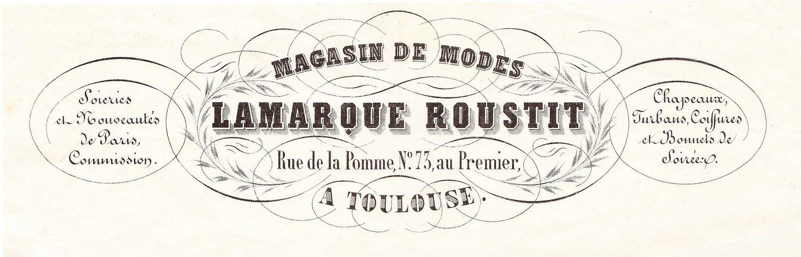Fab Vintage French Ephemera Clip Art.