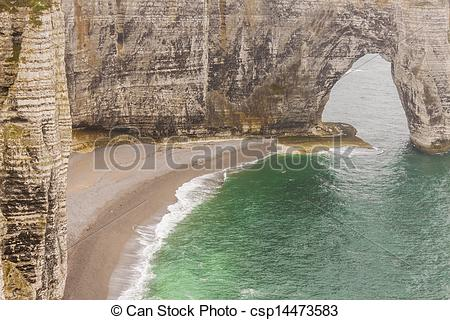 Pictures of Etretat, France.