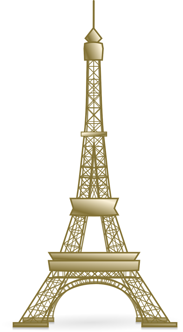 France, Eiffel Tower France Tower French Historica #france.