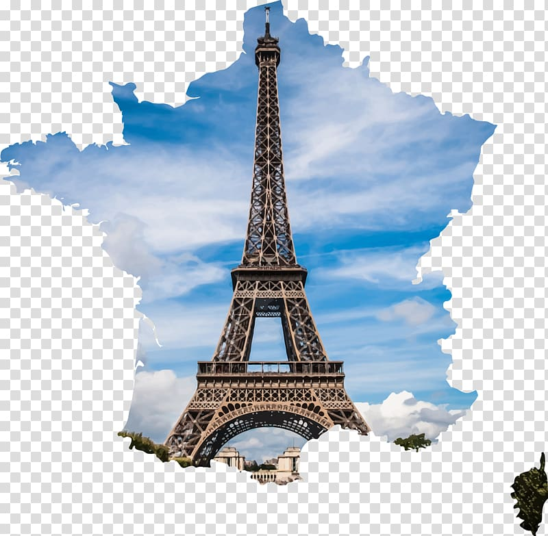 Eiffel Tower Paris France, Eiffel Tower Exposition.