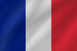 France flag clipart.