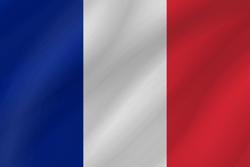France flag clipart.