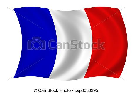 french flag.