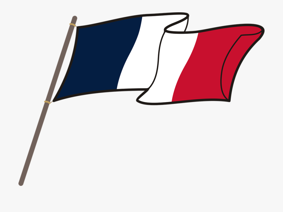 French Flag Clipart France Flag Graphics National Free.