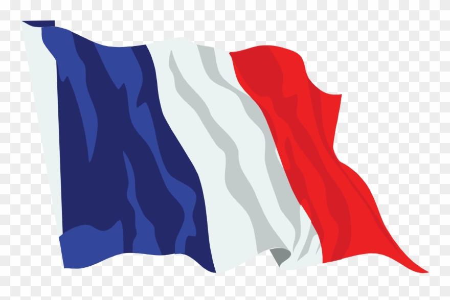 France Flag Clip Art.