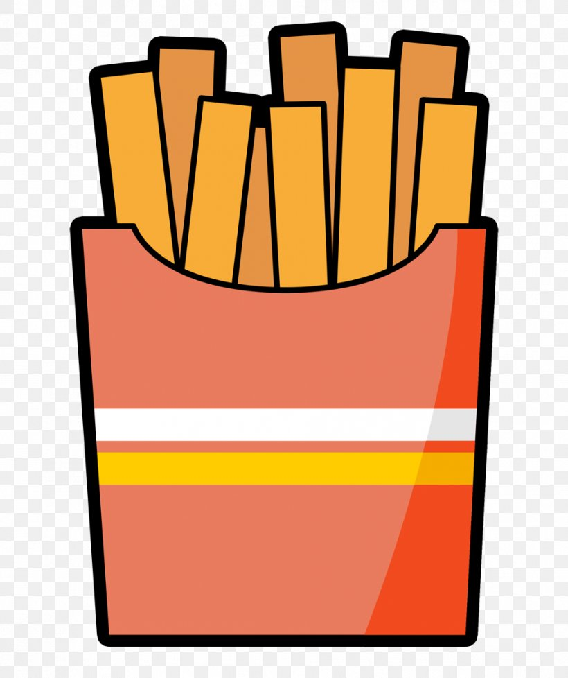 French Fries Fast Food Hamburger Cartoon Clip Art, PNG.