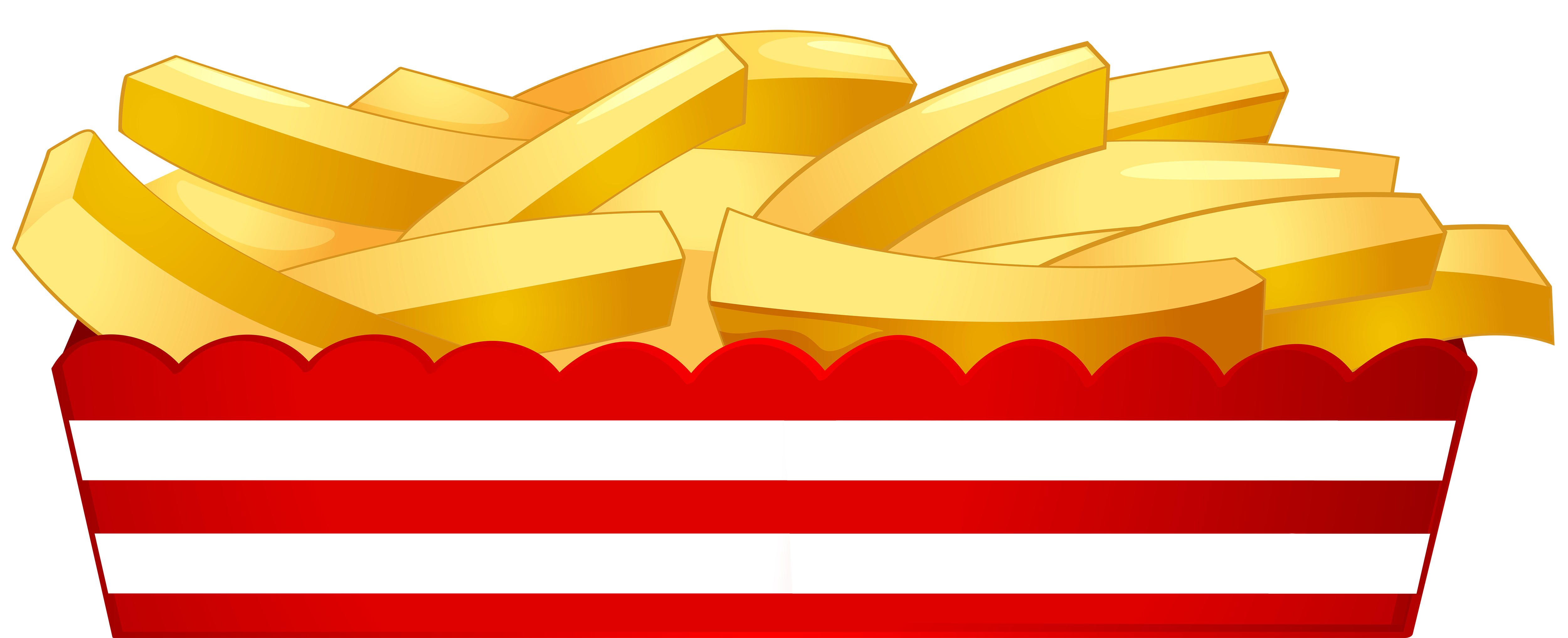 French Fries Clipart & French Fries Clip Art Images.