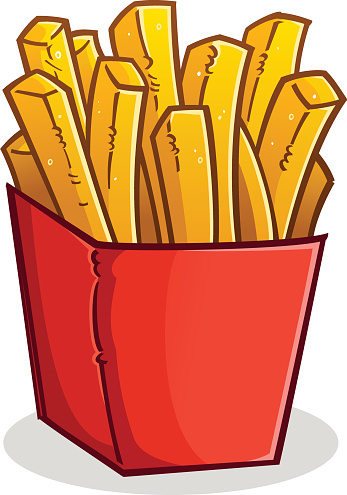 French Fries Clip Art & French Fries Clip Art Clip Art Images.