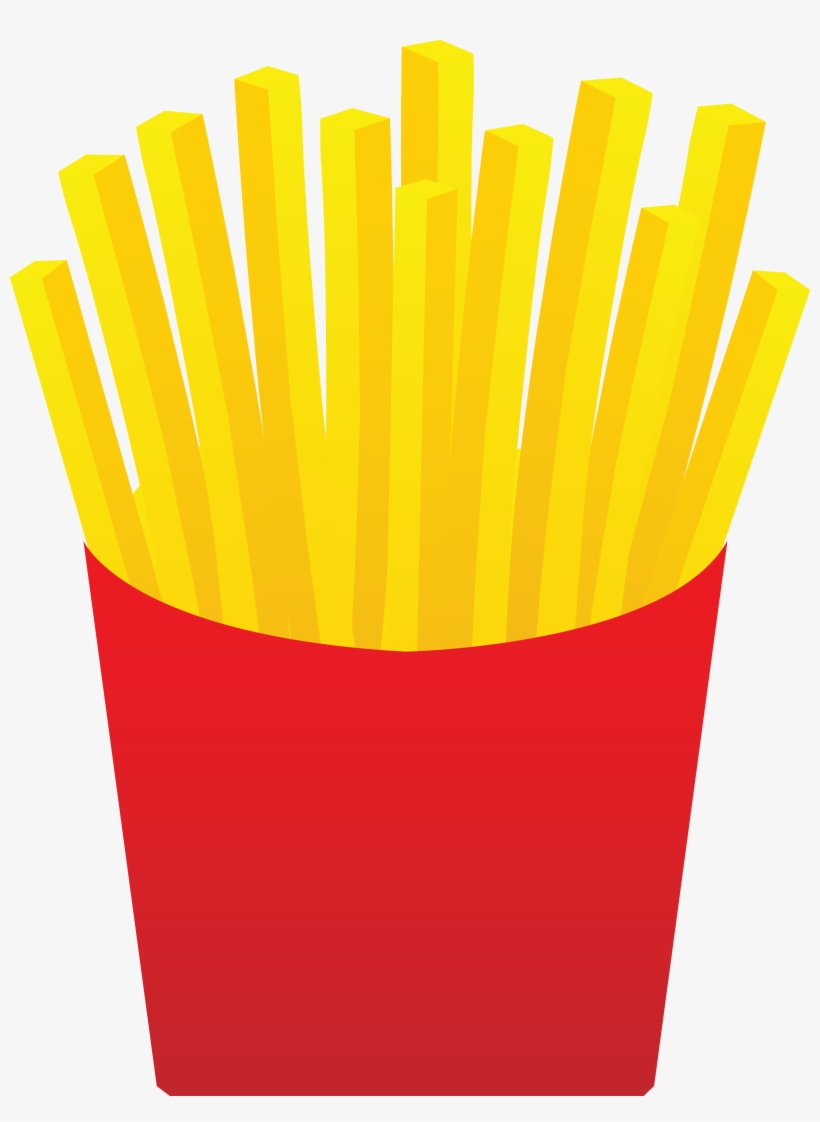 French Fries Clipart Png Image Free.