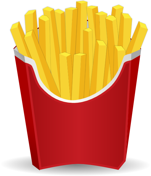 Free Cartoon French Fries, Download Free Clip Art, Free Clip.