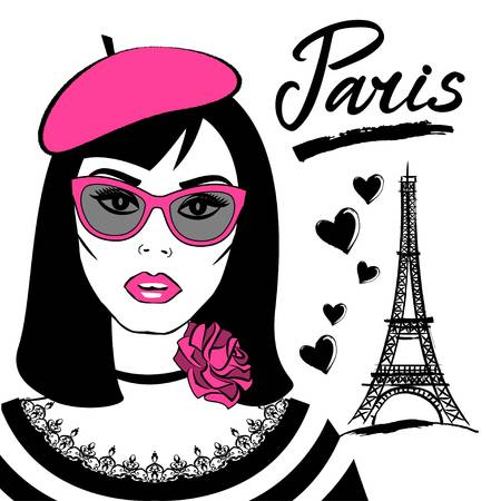 4,960 French Woman Cliparts, Stock Vector And Royalty Free French.