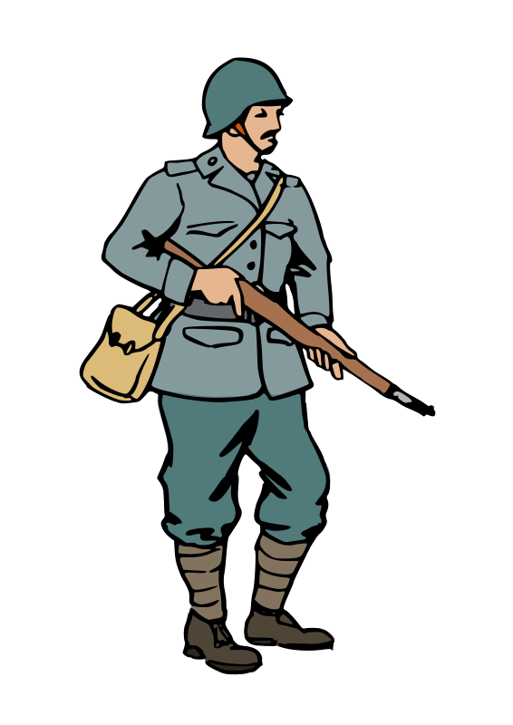 Free French Soldier Cliparts, Download Free Clip Art, Free.