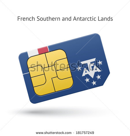 French Southern And Antarctic Lands Stock Vectors & Vector Clip.