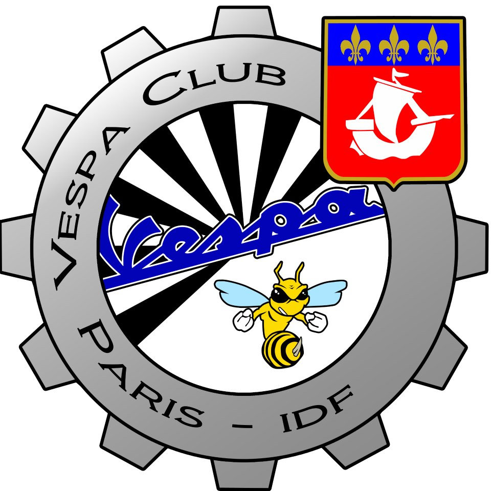 Vespa Club Paris Ile de France.