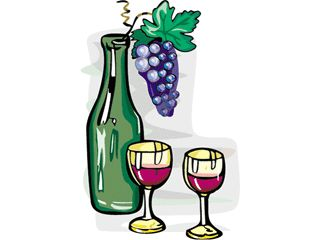Appetizers clipart wine, Appetizers wine Transparent FREE.