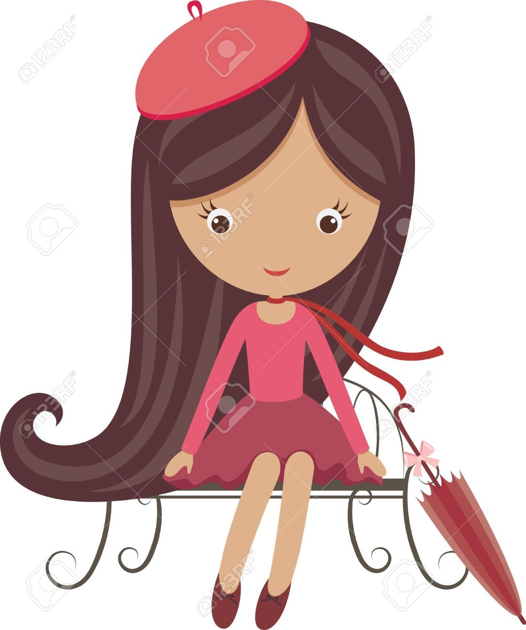 French Woman Cliparts, Stock Vector And Royalty Free French Woman.