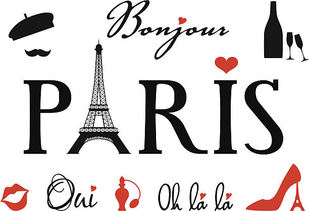 French words clipart 12 » Clipart Station.