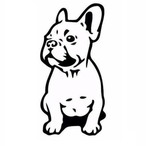 French Bulldog Drawing.