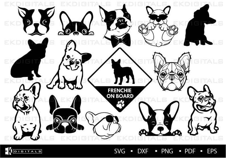 French Bulldog Bundle.