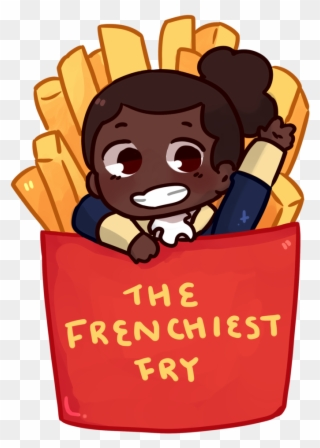 The Frenchiest Fry Png.