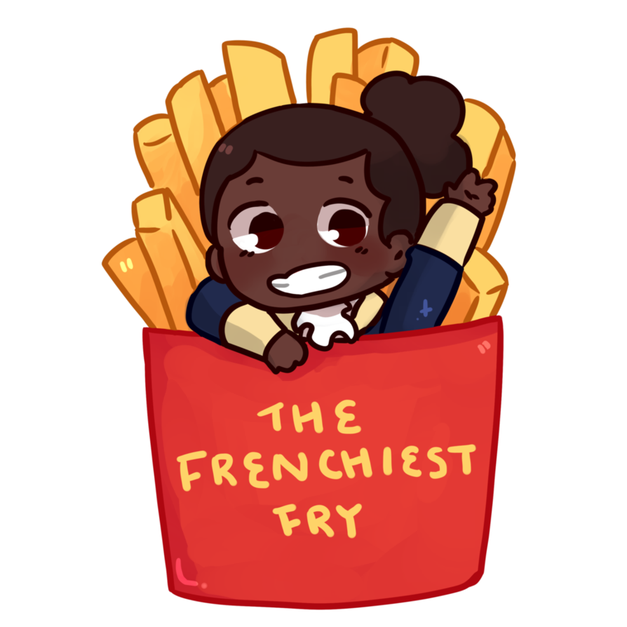 the frenchiest fry flashcards on Tinycards.