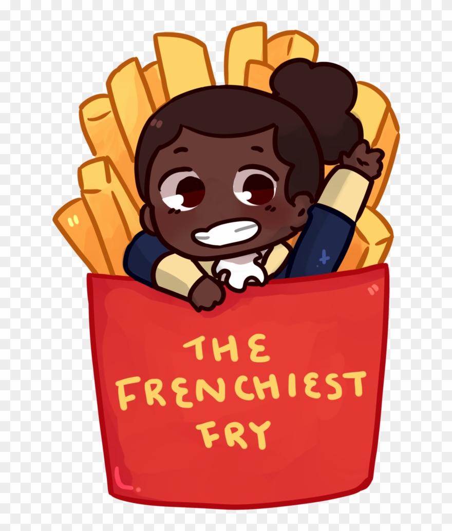 Lafayette Hamilton Frenchiest Fry Clipart (#1146858.