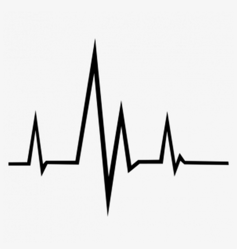 Heartbeat Line Png Download.