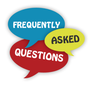 Frequently asked questions clipart.