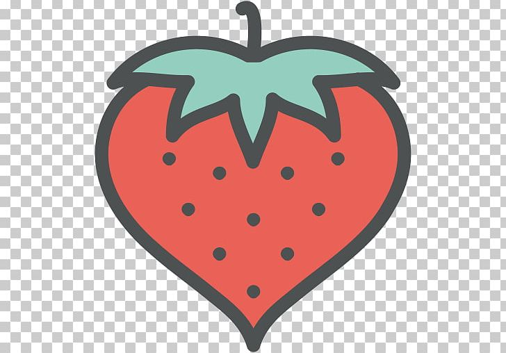 Heart Computer Icons Fresa Strawberry PNG, Clipart, Computer.