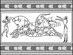 Minoans clipart #4