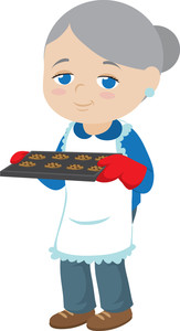 Baking Clipart Image.