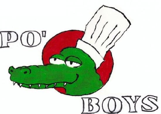 Po' Boys Creole and Fresh Catch.