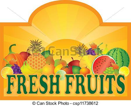 Fresh fruits Illustrations and Clip Art. 84,473 Fresh fruits.