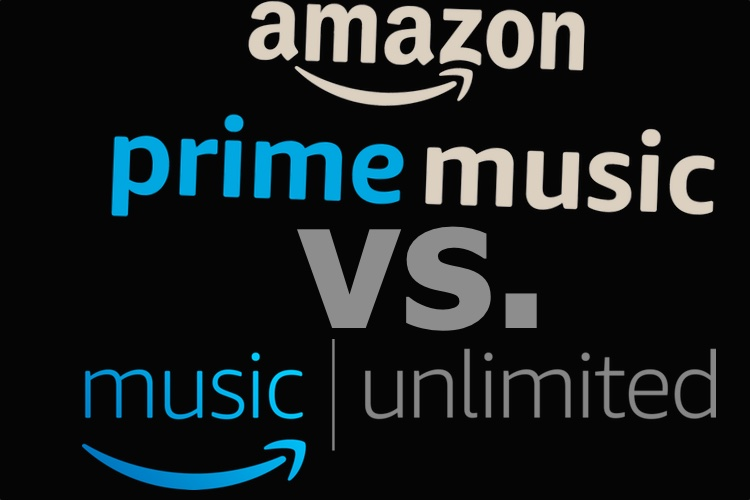 Amazon Prime Music vs. Amazon Music Unlimited: What\'s the.