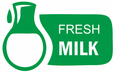 Vrindavan Milk.