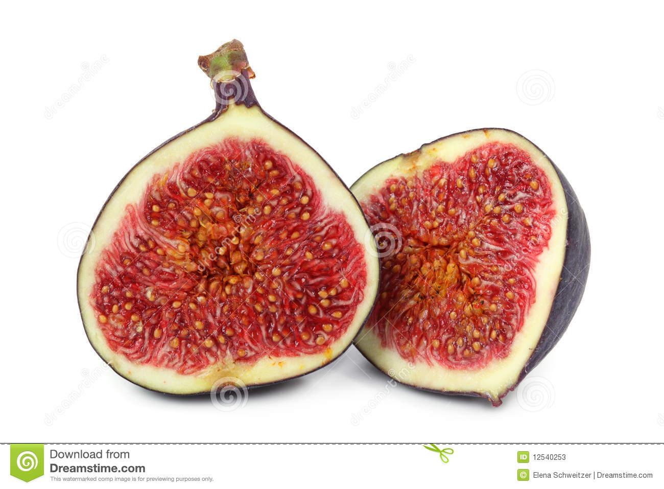 Fresh Figs Stock Photos.