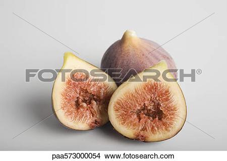 Stock Photo of Fresh figs paa573000054.